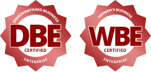 DBE/WBE certified